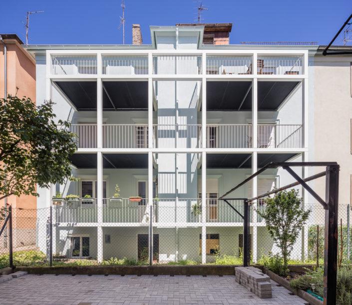 THIBAUT MULLER ARCHITECTURE